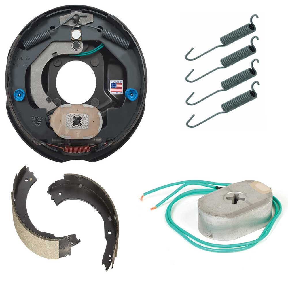 Electric Brakes & Components