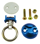 PP2869BU Blue Series L-Track Load Ring Kit