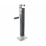 TJD-7000S 8K Side-wind Drop leg Trailer Jack