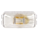 15200C Clear License Plate Light