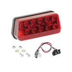281595 8-Function Taillight Left-Roadside LED Wrap-Around