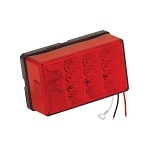 407555 LED 8-Function Taillight Left-Roadside