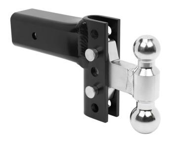 "3294-3 - 3"" Shank 4"" EZHD 16K Hitch with 2"" x 2-5/16"" Combo Ball"