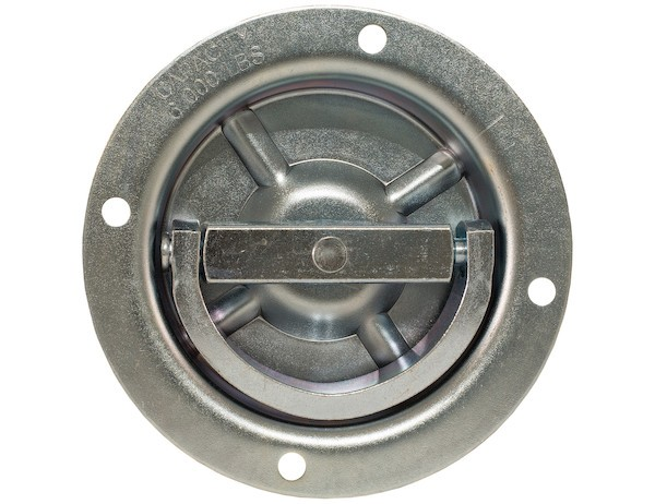 B901 Recessed Mount Swivel D-ring