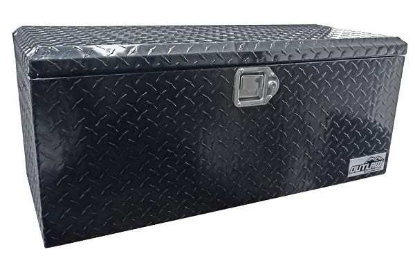 "PPOU2002 36"" Outlaw Utility Series Aluminum Storage Box"