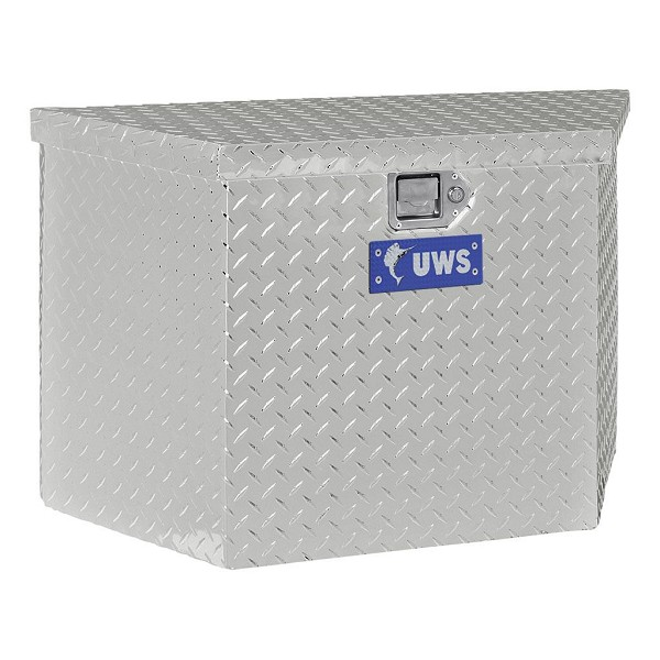 "TBV-49 49"" Aluminum Trailer Tongue Box"
